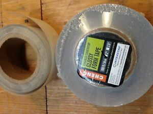 Cheng Concrete Countertop Edge Form Tape 2 Left Over From Project