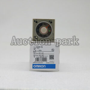 Omron Plc Twin Timer H3cr f8 100 240v Ac New In Box 6 Month Warranty