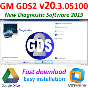 Gm Mdi Diagnostic Software Gds2 V20 3 05100 Supports 2019 Cars