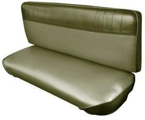 Ford F100 F250 Pickup Seat Upholstery For Front Bench 1965 1966
