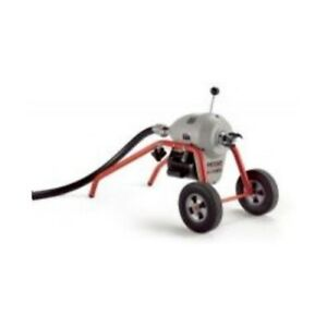 Ridgid 23717 K 1500b Sectional Machine With C 11 Cable
