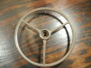 1937 1938 1939 Chevy Master Deluxe Steering Wheel Vintage Original R544
