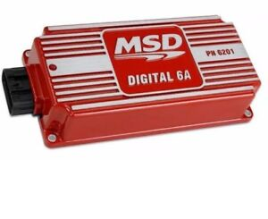 Msd Ignition 6201 Ignition Box Msd Digital 6a Ignition Control Make An Offer