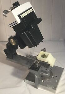 Bausch And Lomb Stereo Zoom 7 Microscope 10x 70x W Custom Stage