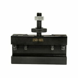 Ca Quick Change Turning And Facing Lathe Tool Post Holder 250 401