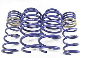 2014 2018 Ford Focus St H R Sport Springs Spring Set 14 18