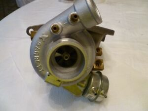 Garrett Vnt 25 Turbocharger New With Dodge Shelby Exhaust Elbow