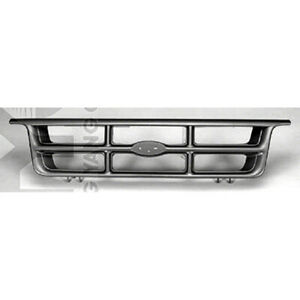 Cpp Gray Grill Assembly For 1993 1994 Ford Ranger Grille