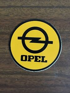 Opel Sticker Vintage Cars Or Motorcycles Stickers