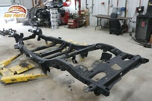 2006 2007 Hummer H3 Lower Body Frame Oem