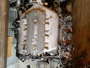 2004 Jaguar X Type 2 5 V6 Engine Assembly