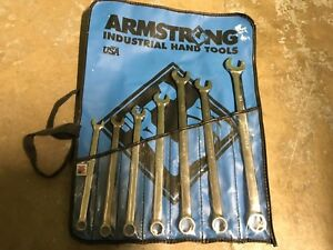Armstrong Industrial Hand Tools Wrench Set