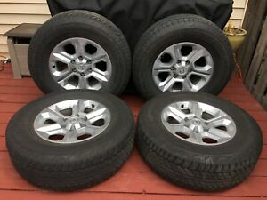 2014 2018 Toyota 4runner tacoma 17 Oem Wheels And Tires