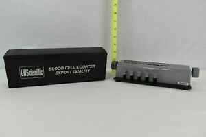 Lw Scientific 5 Key Blood Cell Counter Export Quality W Case 2