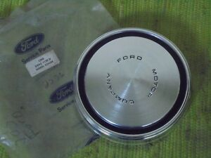 Nos 70 S 80 S Ford Dog Dish 10 1 2 Hubcap Poverty Hub Cap
