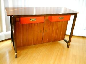 Mid Century Modern Buffet Credenza Hickory Manufacturing Furniture