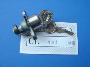1966 1967 Pontiac Bonneville Catalina Gp Trunk Lock With 2 Gm Pearhead Keys