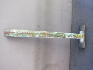 Greenlee Cable Wire Puller Tugger T boom Extension
