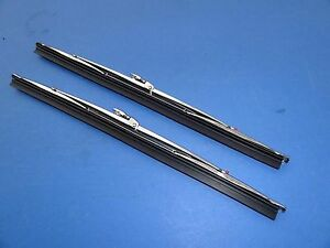 1960 1961 1962 1963 1964 1965 1966 Chevrolet Truck Windshield Wiper Blades Pair