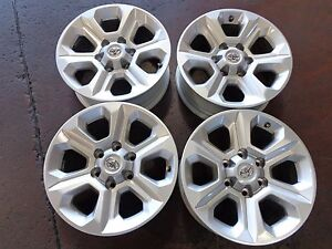 Toyota Tacoma 17 Oem Factory Wheels Rims Set Of 4 6x139 7 6x5 5 Bolt Pattern