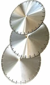 3pk 24 Diamond Blade 4 Cc813h Cc811 Mk 5010 5013g Bbl7247 Block Saw