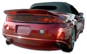 For 1997 1999 Mitsubishi Eclipse Eagle Talon Duraflex Millenium Wide Body Rear