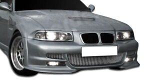 For 1992 1998 Bmw 3 Series M3 E36 2dr Duraflex I design Wide Body Front Bumper