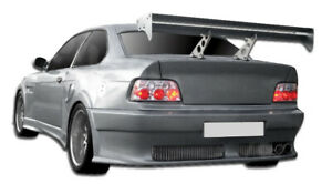 For 1992 1998 Bmw 3 Series M3 E36 2dr Duraflex I design Wide Body Rear Bumper C