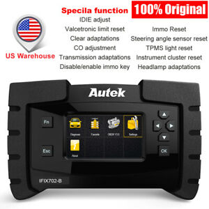 Autek Ifix702 Full System Automotive Engine Abs Diagnostic Scanner To