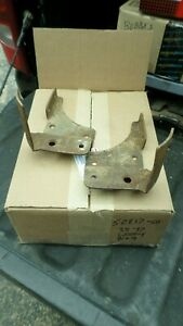 1935 1936 1937 Ford Woodie Rear Corner Brackets