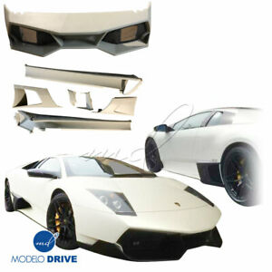 Modelodrive Frp Lp670 sv Mdrv Body Kit 10pc For Lamborghini Murcielago 04 1