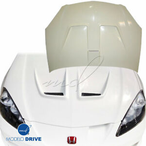 Modelodrive Frp Muge Hood For Acura Rsx Dc5 02 06