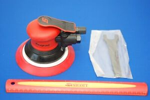 New Snap On Tools 6 Low Vibration Orbital Palm Sander Ps4612 Ships Free