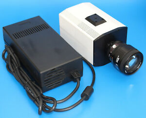 Roper Coolsnap Fx Cooled Ccd Camera Microscopy With Nikon Af Nikkor 85mm 1 1 8 D