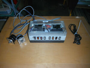 Dual Motor Stepper Speed Control With Motors 4667