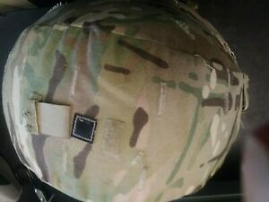 ACH Helmet - MSA XL - Near mint condition - With Cover