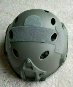 Tactical Airsoft Paintball Fast Protective Helmet SWAT Bump Type FG