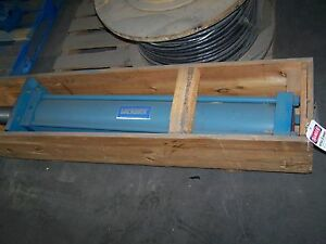 New Nos Vickers 6 4 x40 3000 Psi Pnuematic Cylinder Shaft Tg08lakxxxate073