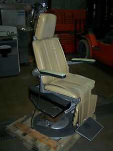 Smr Maxi iii Dental Medical Exam Chair W 900 012 Solar Light