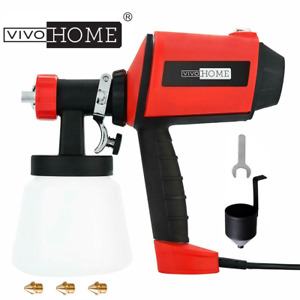 Vivohome 900ml Electric Wagner Handheld Painter Gun Spray Airless Pain