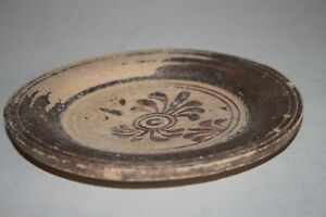 Ancient Greek Hellenistic Pottery Plate 3rd Century Bc