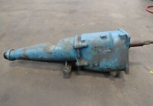 1962 Ford Galaxie 4 Speed Borg Warner T 10 Transmission Close Ratio