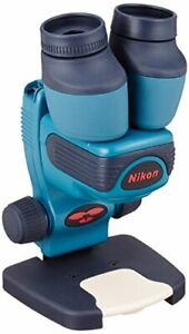 Nikon Nature Scope Fabre Field Microscope Japan New