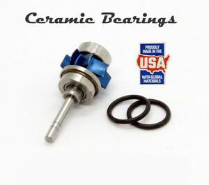 New Midwest Dental Tradition Lever Turbines Ceramic Bearings Lot Of 3
