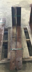 Forklift Fork Pair 42 x4 X 1 3 4 Thick
