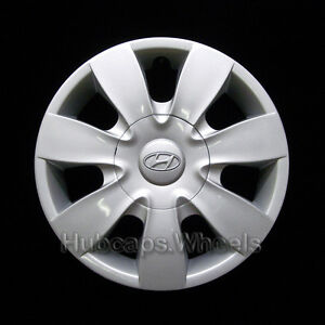 Hyundai Accent 14 Inch Hubcap 2006 2008 Professionally Reconditioned