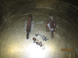 1964 1966 Plymouth Barracuda Security Panel Latches Formula S 273