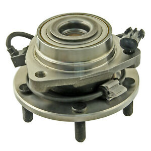 1998 1999 2000 Fits Chevrolet Blazer Front Wheel Bearing And Hub Assembly