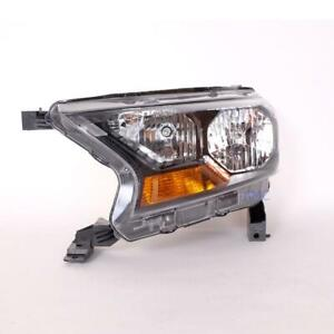 Fit 2015 16 Ford Ranger Pf Xl Xls Face Lift Head Lamp Light Genuine Parts Left