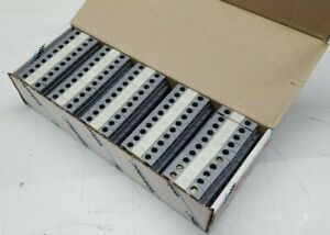 Box Of 50 New Old Stock M6 8 Rts Terminal Block 0115 571 17